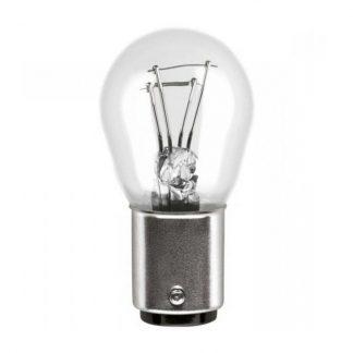 Glödlampa bakljus P215W 12V BA15d sockel 1176