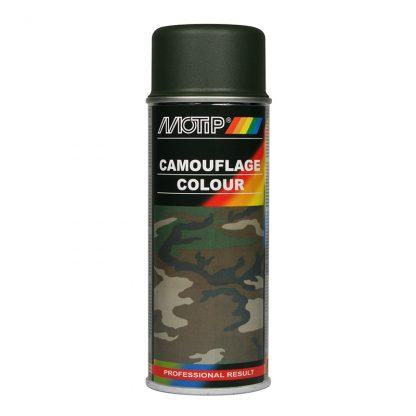 Kamouflage sprayfärg RAL6031 militärgrön 325H Natogrön