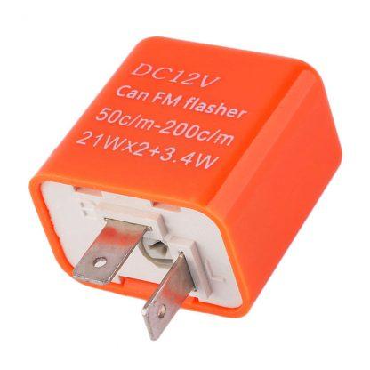 lastoberoende relä för LED blinkers 2-poligt
